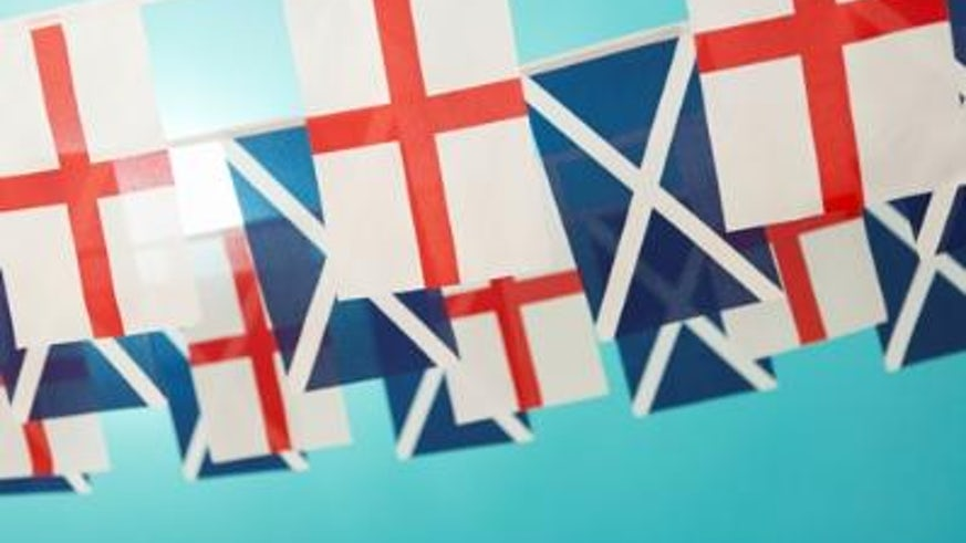 English voters want hard line on Scotland