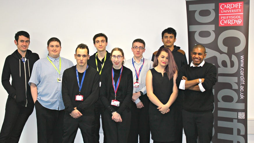 Cardiff Uni Project Search Interns