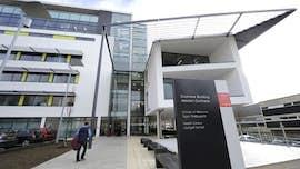 Cochrane building