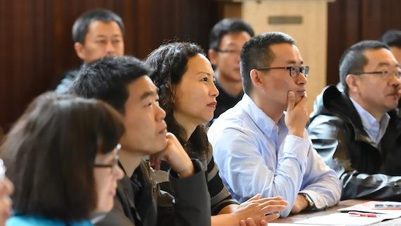 China Scholarship Council University Management and