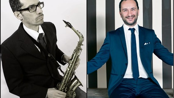 Carlo Fraccalvieri and Fabio Lepore