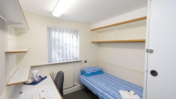 Senghennydd Hall Bedroom 1