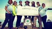 Student midwives on sponsorship hike to Pen y Fan