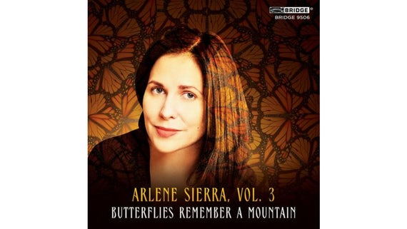 Butterflies Remember a Mountain by Dr Arlene Sierra