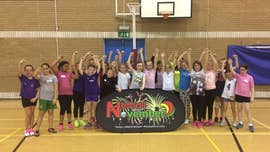 Childrens netball coaching