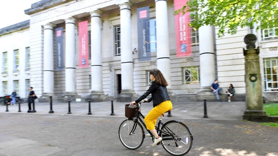 Cardiff nextbike