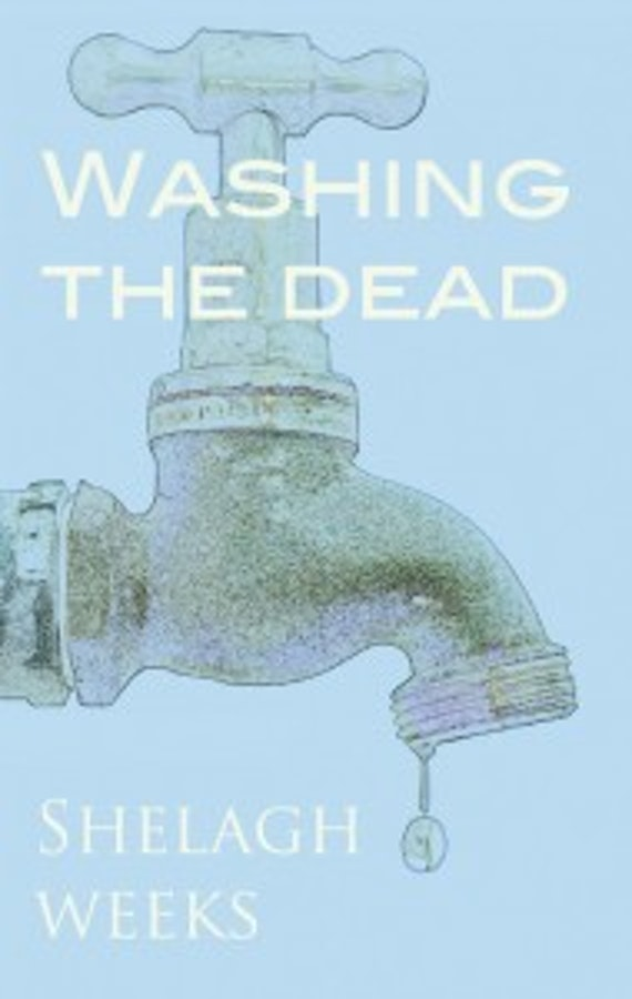 Washing the dead book cover