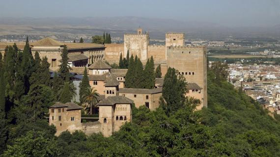 Spanish Palace