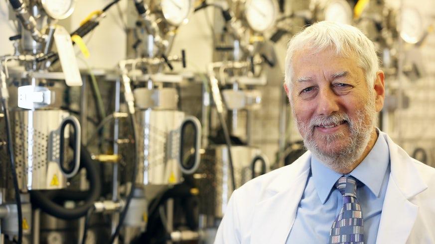 Professor Graham Hutchings
