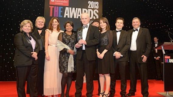 Welsh Crucible Award