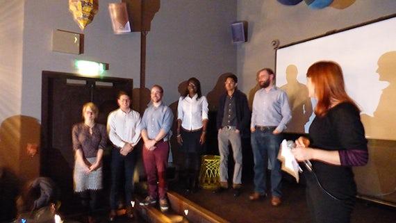 Award winners at the Da Vinci Innovation Awards