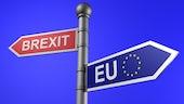Brexit EU sign
