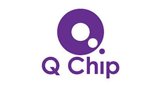 Q Chip logo