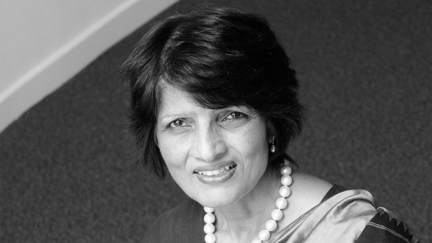 Professor Meena Upadhyaya