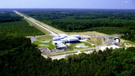 Gravitational Waves research building