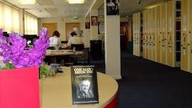 Archie Cochrane Library, Llandough