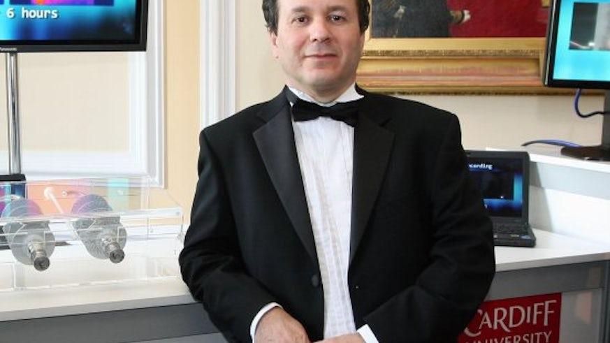 Professor Manu Haddad