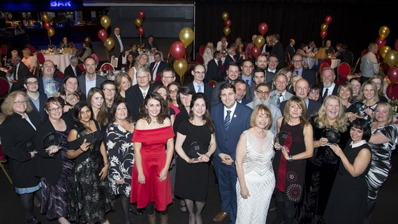 Celebrating Excellence 2017 Winners