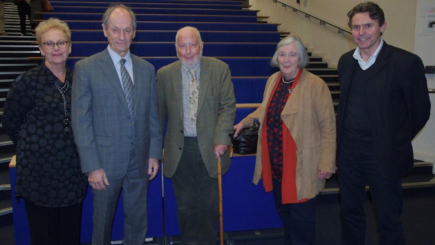 Professor Sir Michael Marmot lecture