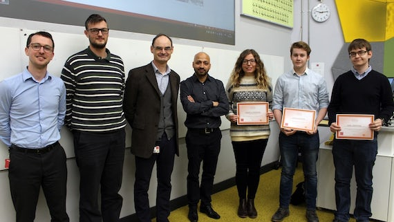 Winners of the GSK Prizes