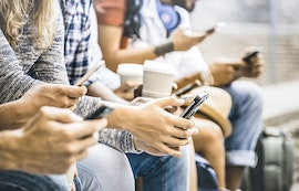 Human Behaviour and Mobile Computing: What your smartphone usage says about you