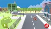 Virtual Road World app