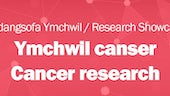 Cancer research banner
