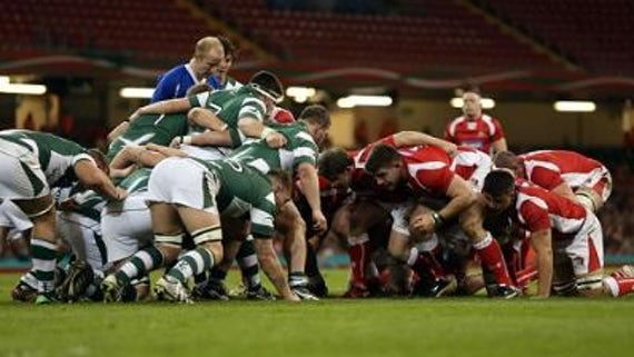 Welsh Varsity rugby