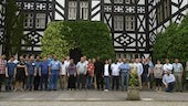 The 2015 Postgraduate Research Conference at Gregynog Hall