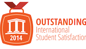 Outstanding International Student Satisfaction Medal