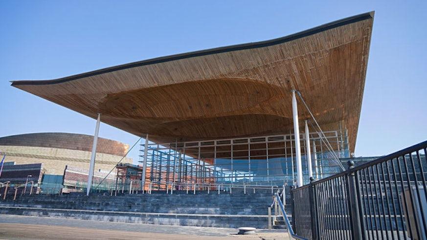 Welsh Gov Building