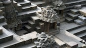 Temple in South Asia