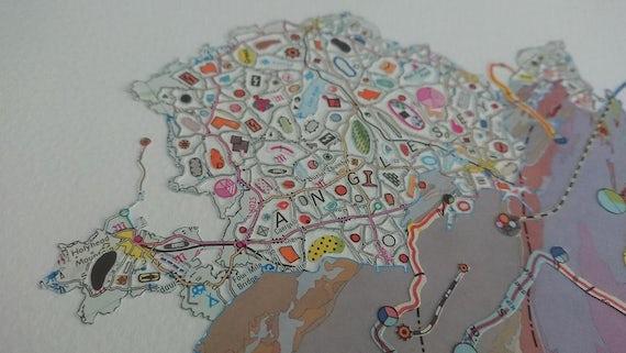 Literary atlas