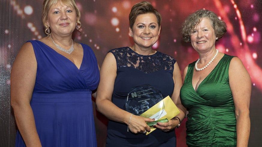 Michelle Moseley award
