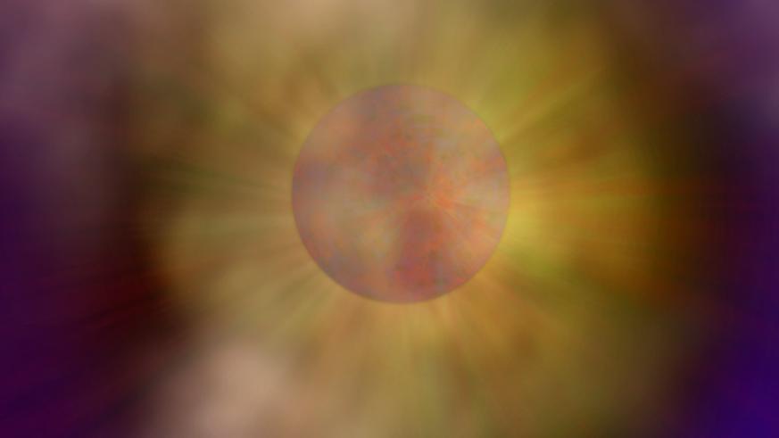 Neutron star image