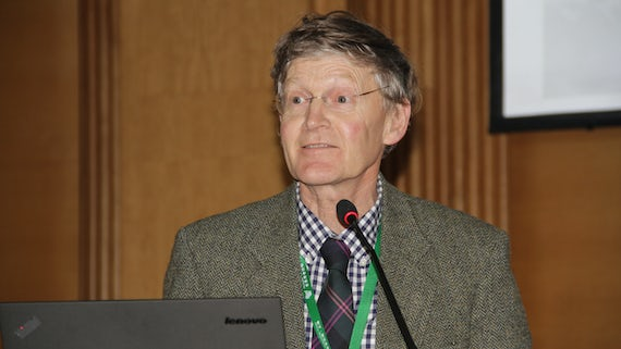 Professor Alasdair Whittle