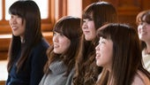 Students of Kyoritsu Women's University