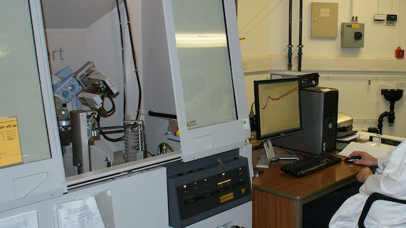 X-ray Powder Diffraction (XRD)