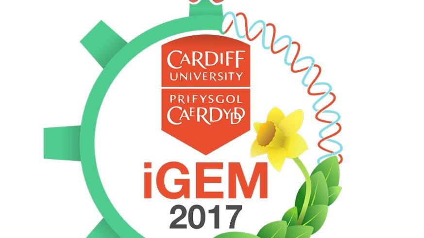 Logo for Cardiff University iGEM team