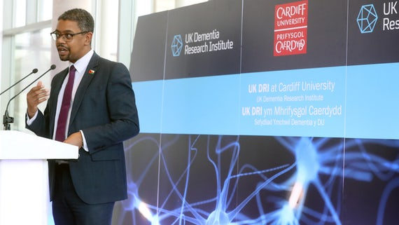 UK DRI Launch event image