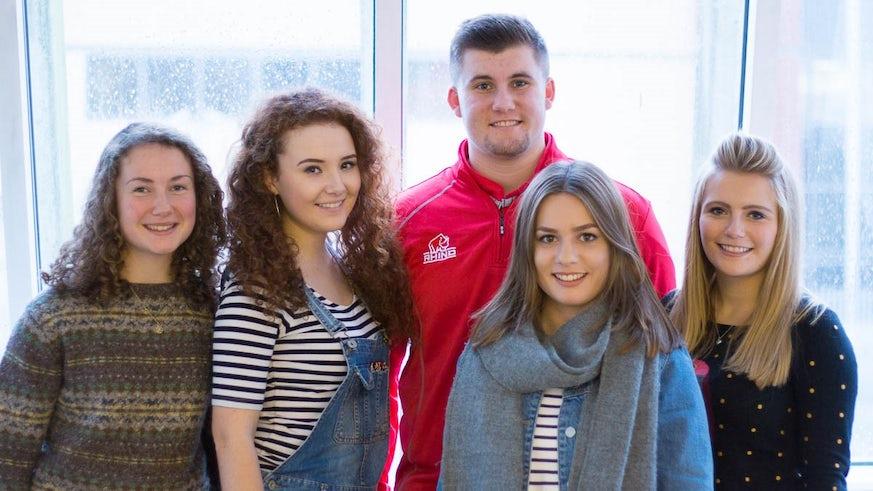 2015 Creative Minds Scholarship winners