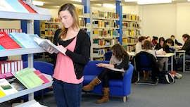 Senghennydd Library