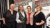 Employees recognised by Stonewall