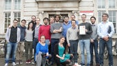 PhD students supervised by Prof Davide Bonifazi