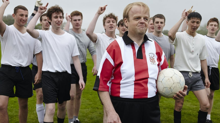 A still from Marvellous - one of the films shown as part of Disability History Month.