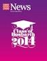 Cardiff News Vol 20 No. 5 - Graduation