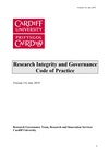 Research Integrity and Governance Code of Practice