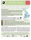 In otter news newsletter 2014