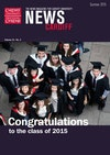 Cardiff News Vol 21 No.3 - Class of 2015