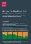 Gender pay gap report 2017